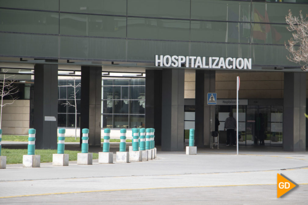 Hospitales PTS Virgen de las Nieves Coronavirus - Dani B-18