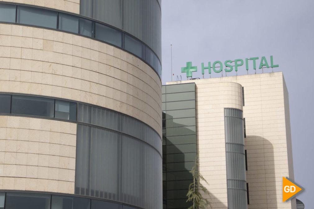 Hospitales PTS Virgen de las Nieves Coronavirus - Dani B-19