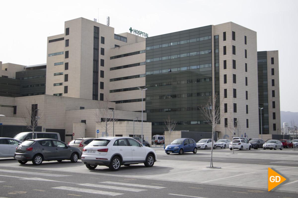 Hospitales PTS Virgen de las Nieves Coronavirus – Dani B-2