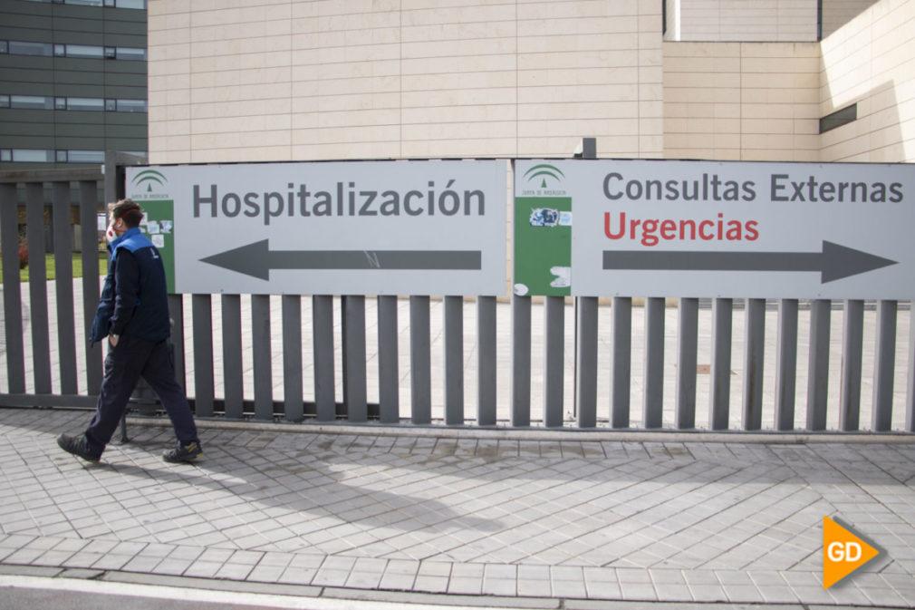 Hospitales PTS Virgen de las Nieves Coronavirus - Dani B-21