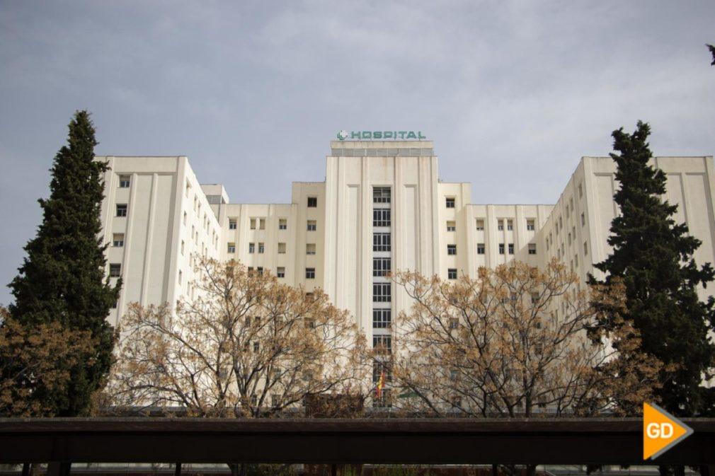 Hospitales PTS Virgen de las Nieves Coronavirus - Dani B-24