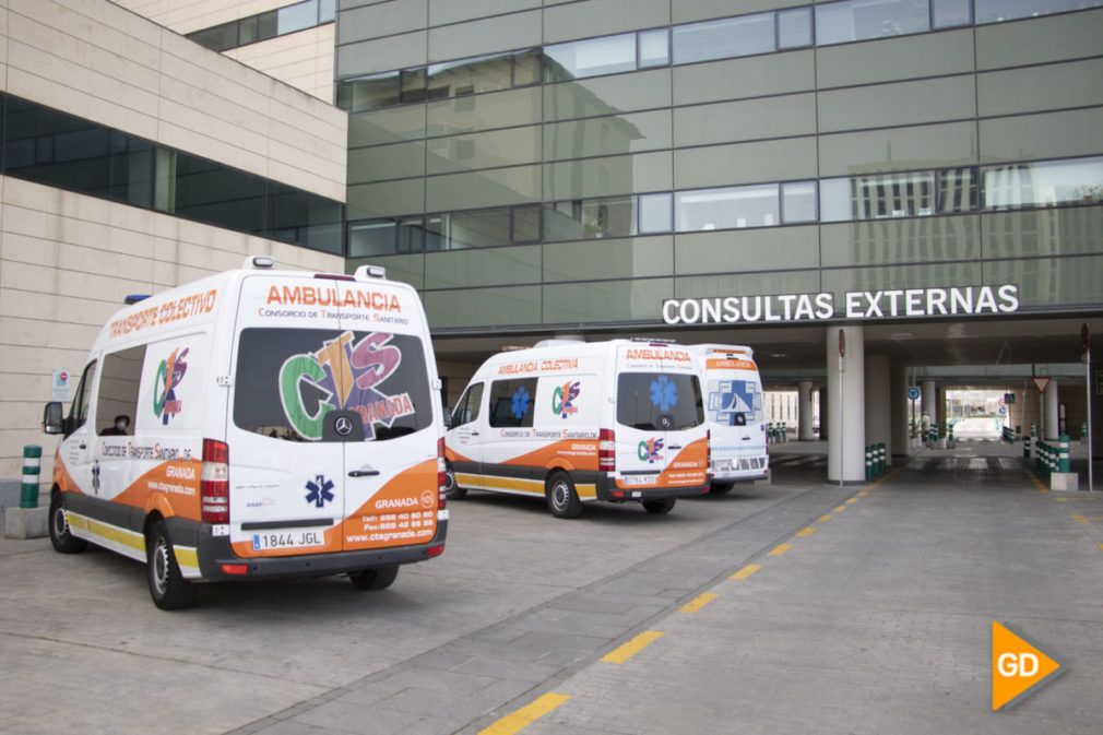 Hospitales PTS Virgen de las Nieves Coronavirus - Dani B-8