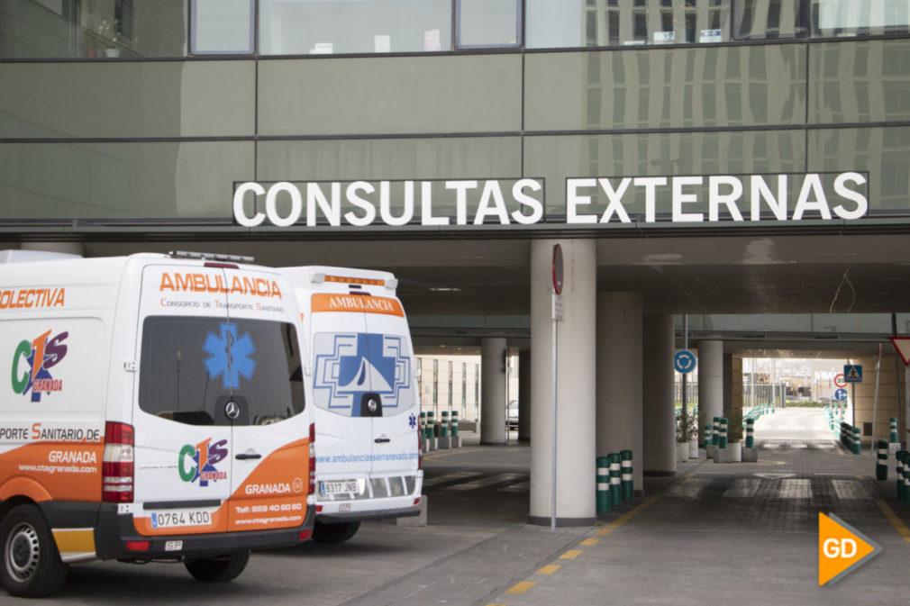 Hospitales PTS Virgen de las Nieves Coronavirus - Dani B-9