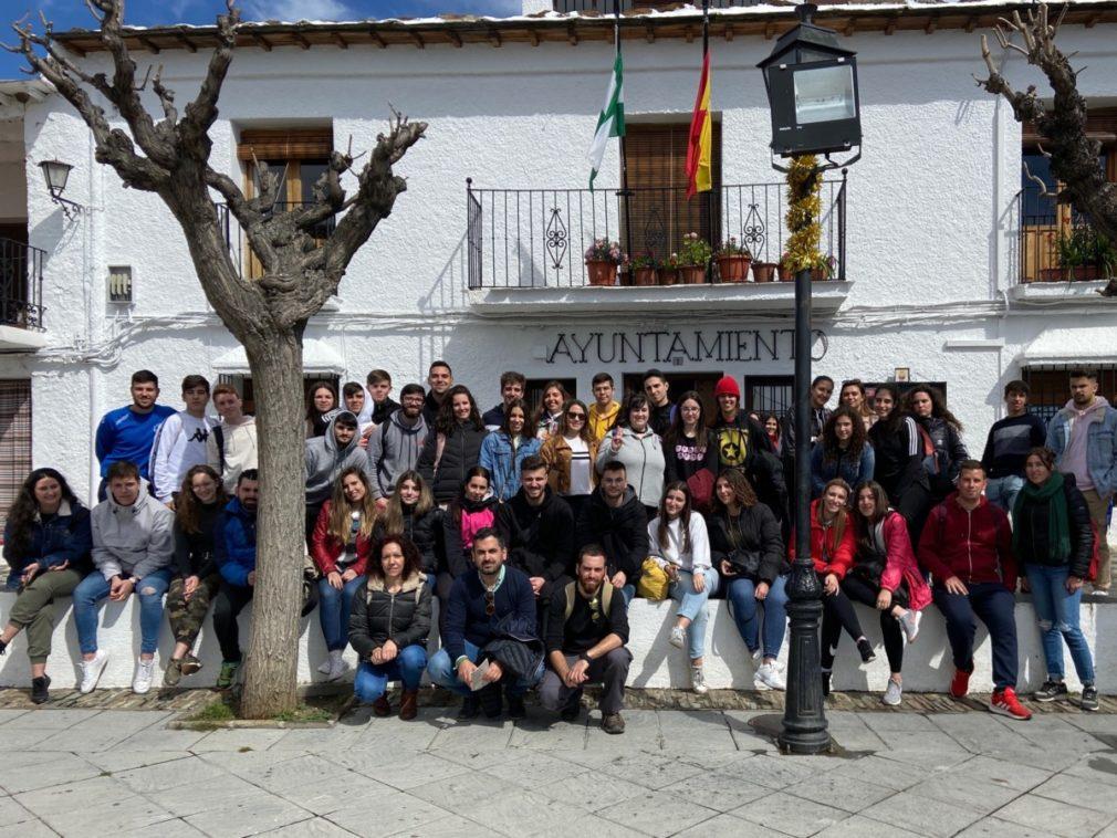 bubion practicas Universidad Granada