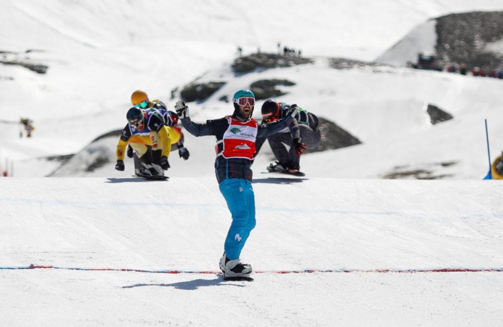 Lucas Eguibar campeón de la Copa del Mundo de Sierra Nevada