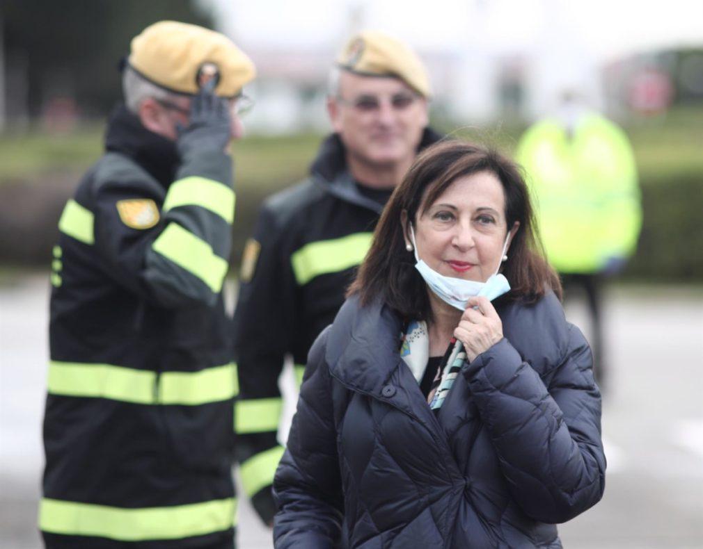 Margarita Robles ministra Defensa