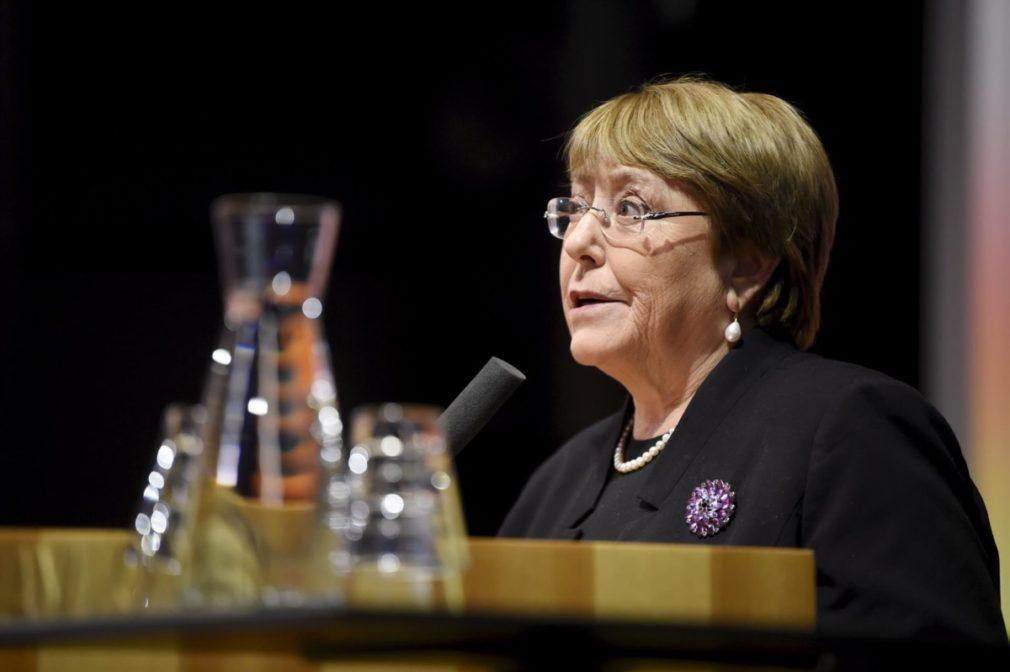 Michelle Bachelet Foto EP