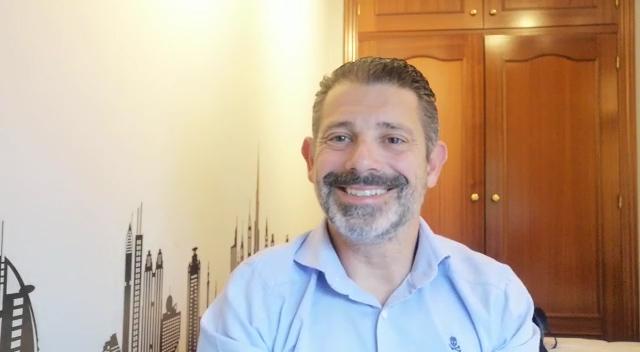 El psicólogo David Aguilar Rondasalud