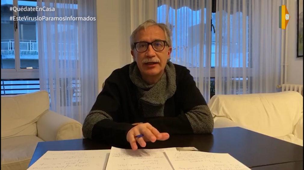 PANTALLAZO VIDEO 8 JUAN CARLES MARCH