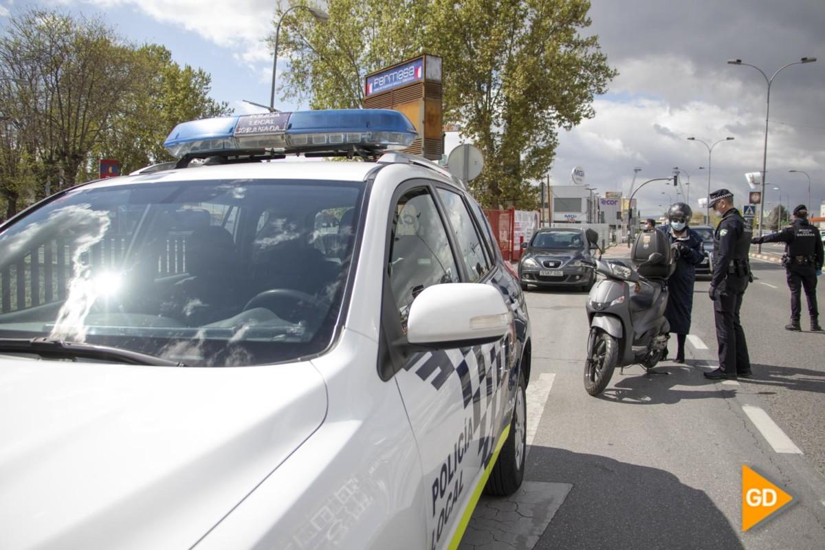 POLICIA LOCAL CORONAVIRUS CONTROL - Dani B-10