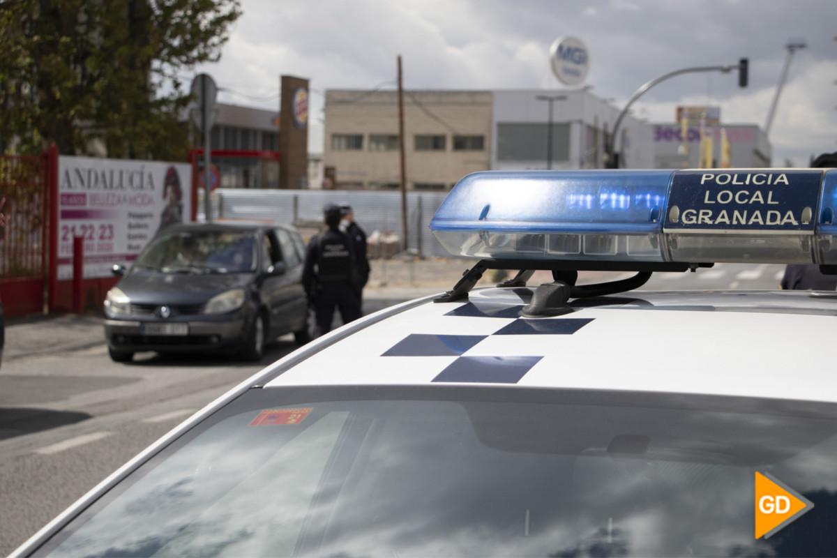 POLICIA LOCAL CORONAVIRUS CONTROL - Dani B-13