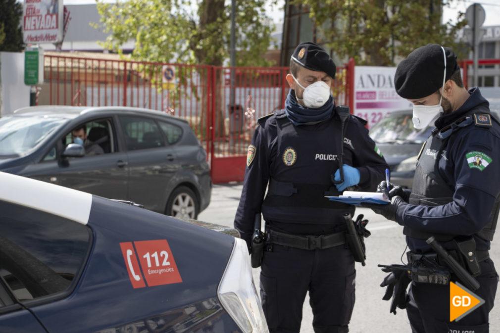 POLICIA LOCAL CORONAVIRUS CONTROL - Dani B-14