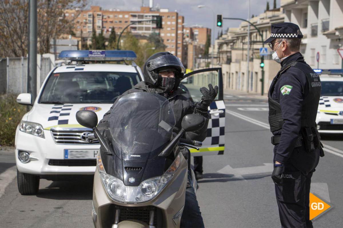 POLICIA LOCAL CORONAVIRUS CONTROL - Dani B-32