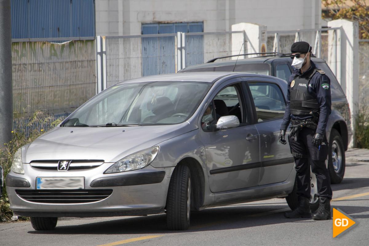 POLICIA LOCAL CORONAVIRUS CONTROL - Dani B-36