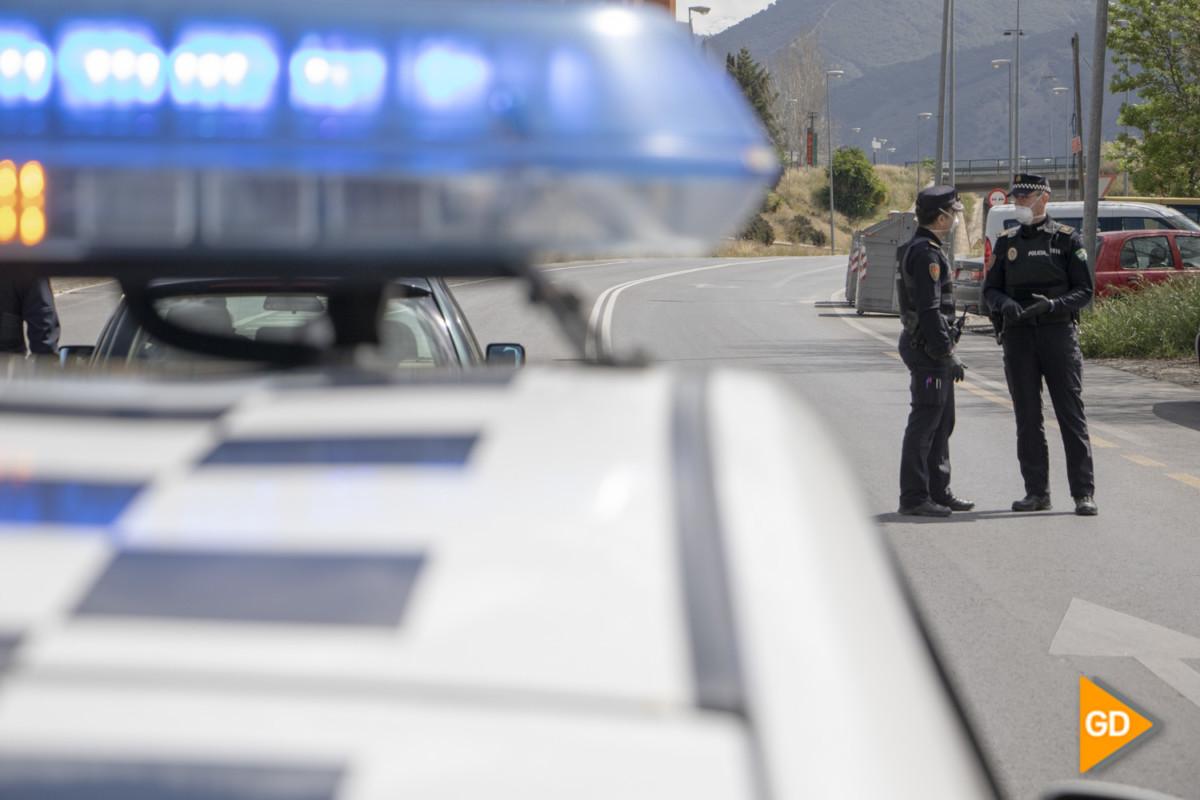 POLICIA LOCAL CORONAVIRUS CONTROL - Dani B-37