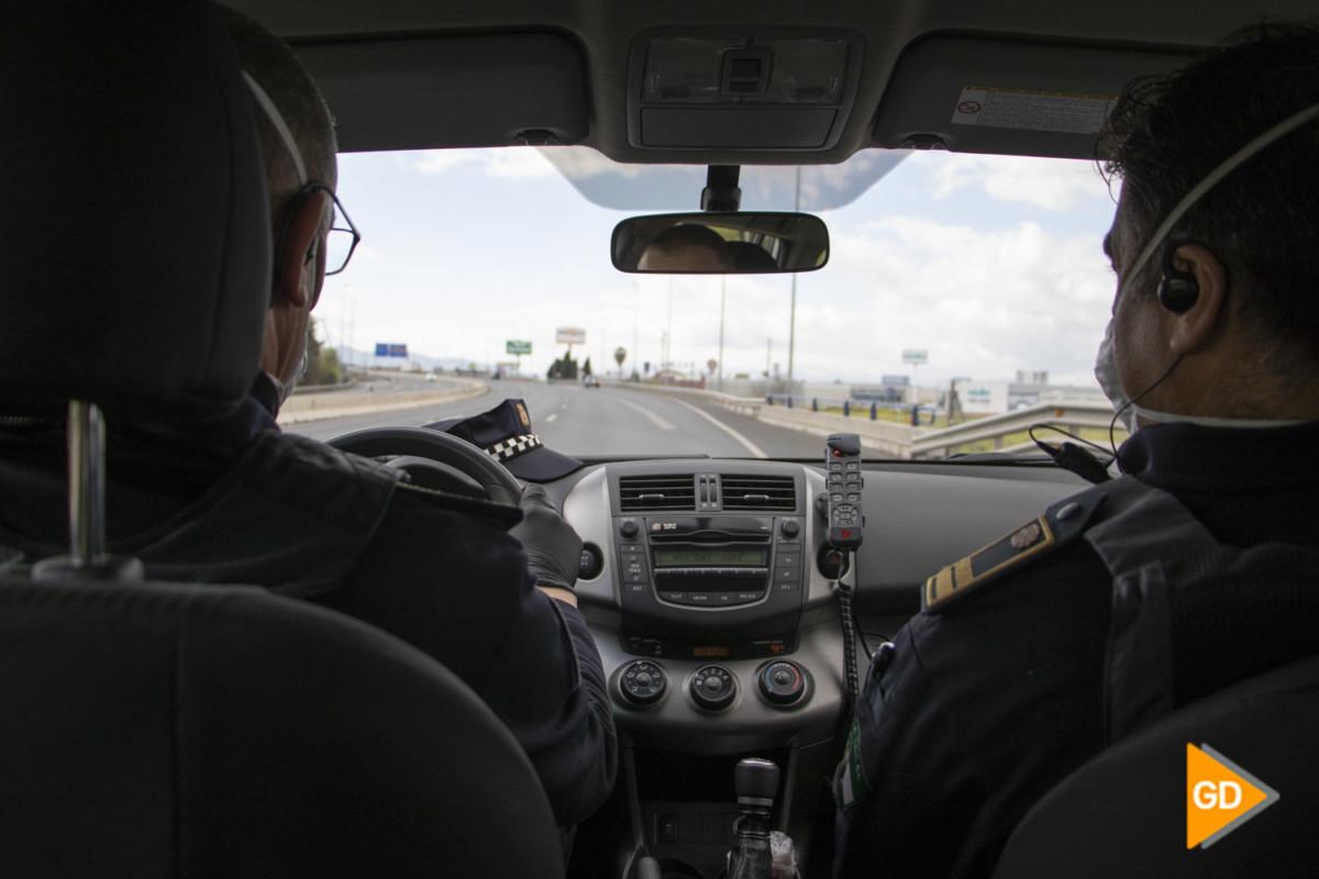 POLICIA LOCAL CORONAVIRUS CONTROL - Dani B-4