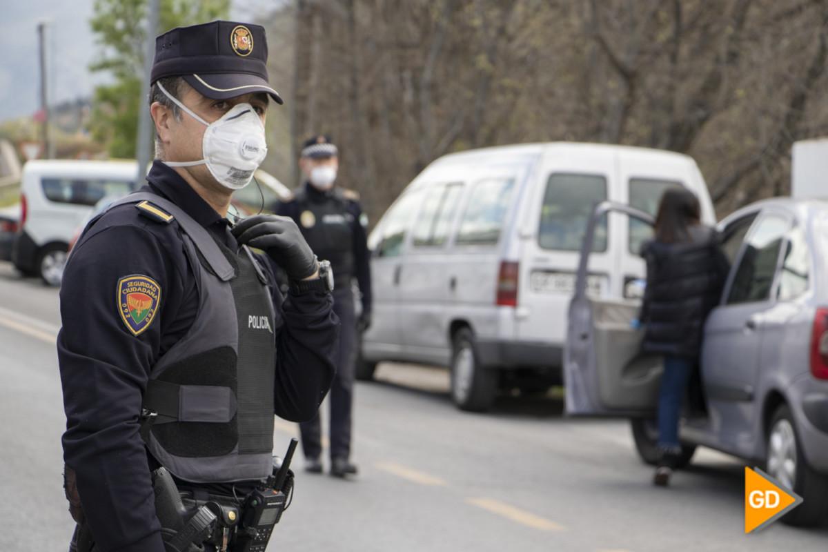 POLICIA LOCAL CORONAVIRUS CONTROL - Dani B-40