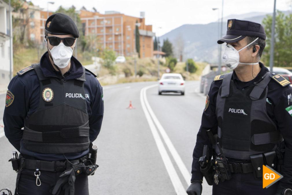 POLICIA LOCAL CORONAVIRUS CONTROL - Dani B-41