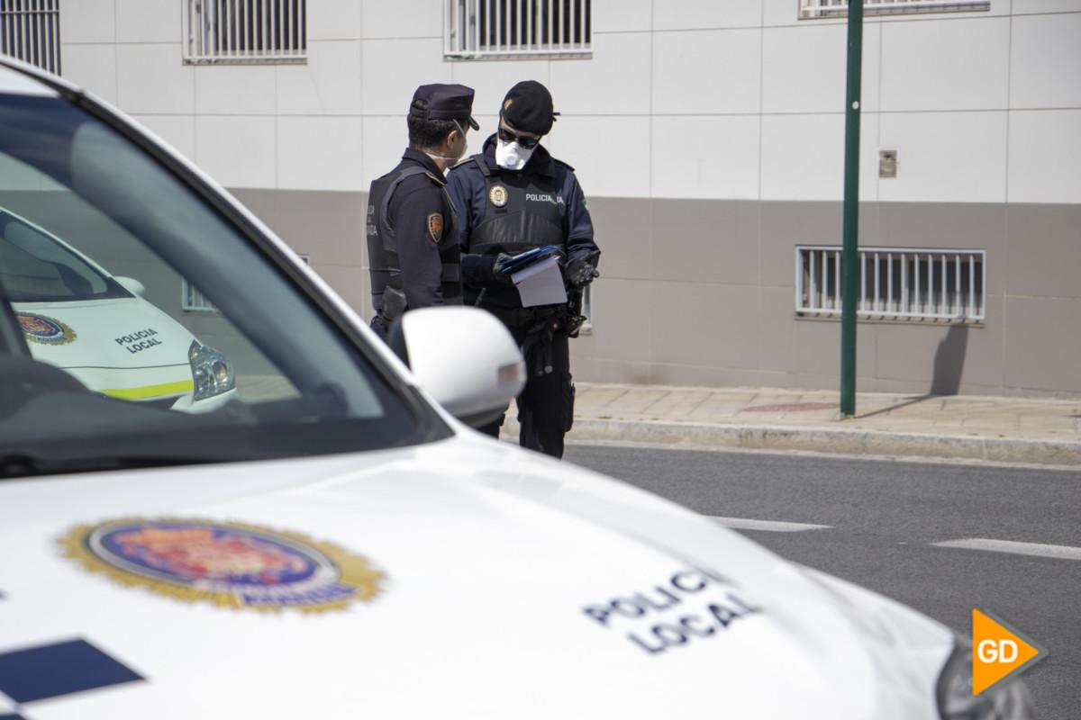 POLICIA LOCAL CORONAVIRUS CONTROL - Dani B-46