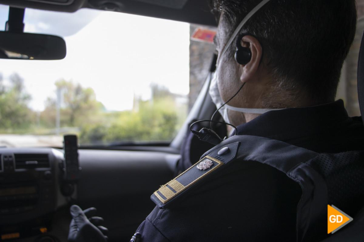 POLICIA LOCAL CORONAVIRUS CONTROL - Dani B-6