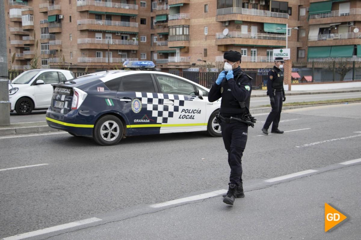 POLICIA LOCAL CORONAVIRUS CONTROL - Dani B-8