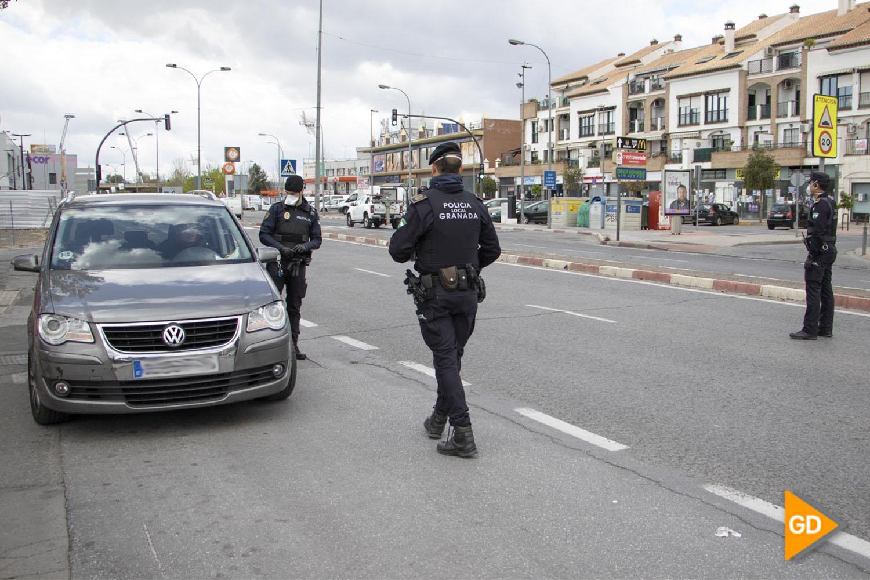 POLICIA LOCAL CORONAVIRUS CONTROL – Dani B-9