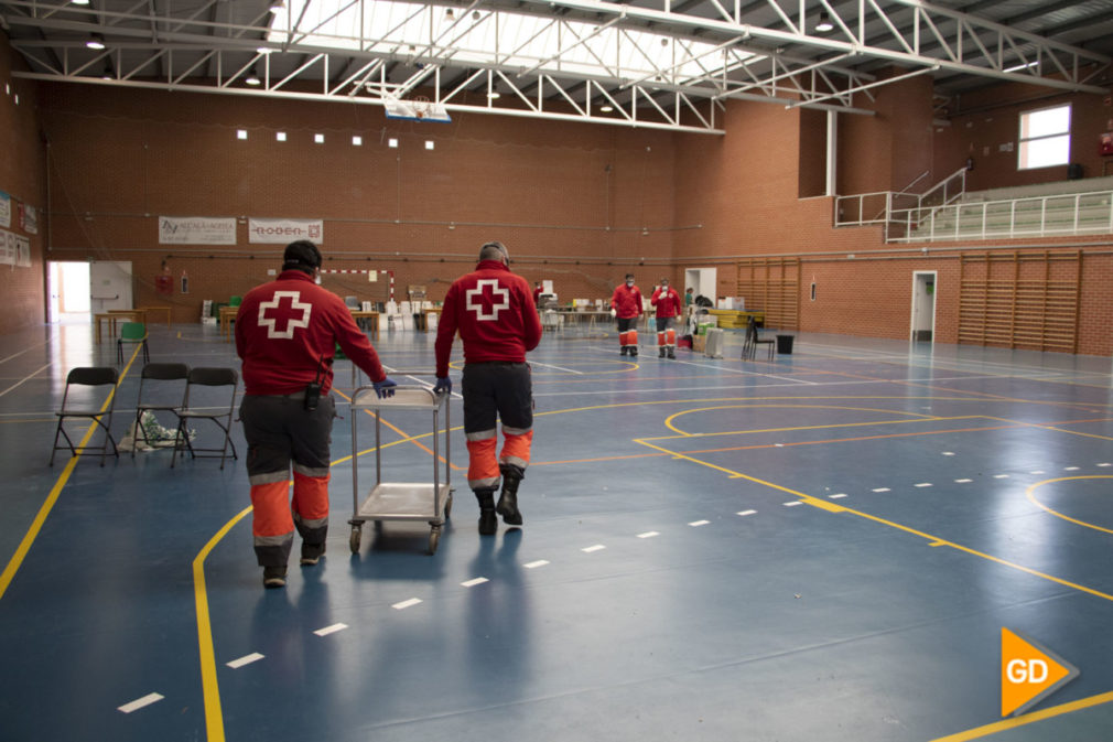 Traslado gente sin hogar Paquillo Fernandez Palacio Deportes - Dani B-15