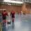 El Palacio de Deportes acoge ya a más de cien personas sin hogar, con 25 camas aún disponibles