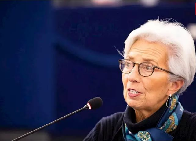 Christine Lagarde - BCE