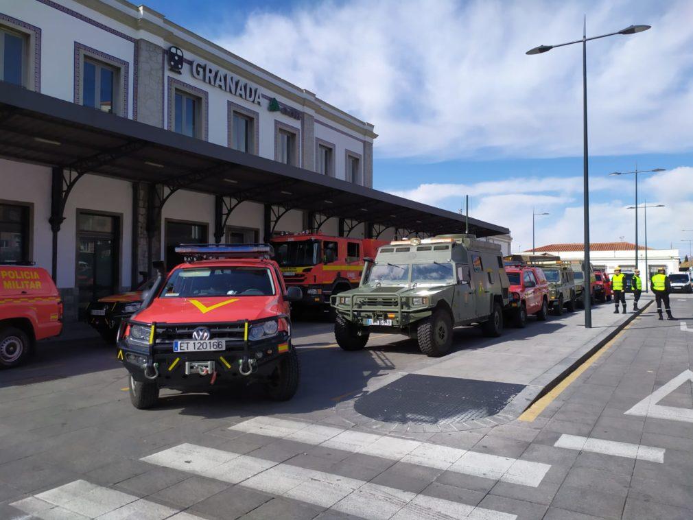 UME Unidad Militar de Emergencias