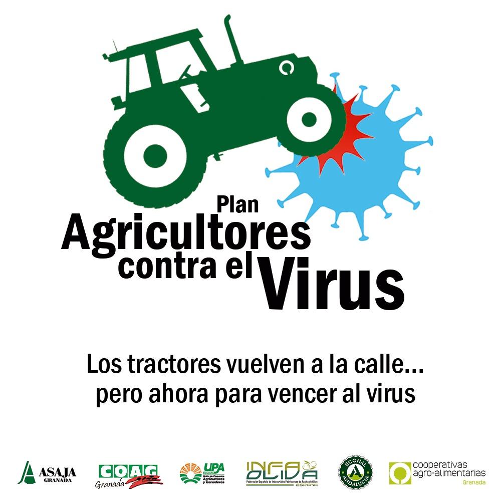 agricultores contra el virus