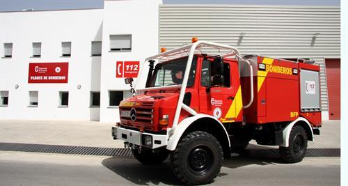 vehiculo bomberos