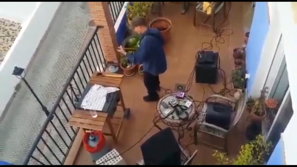 balcones unidos musica san miguel alto