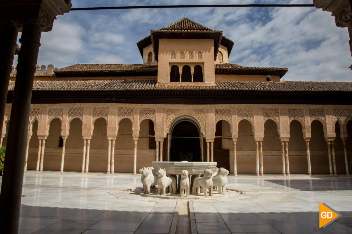 FOTOS DE LA ALHAMBRA VACÍA (11)