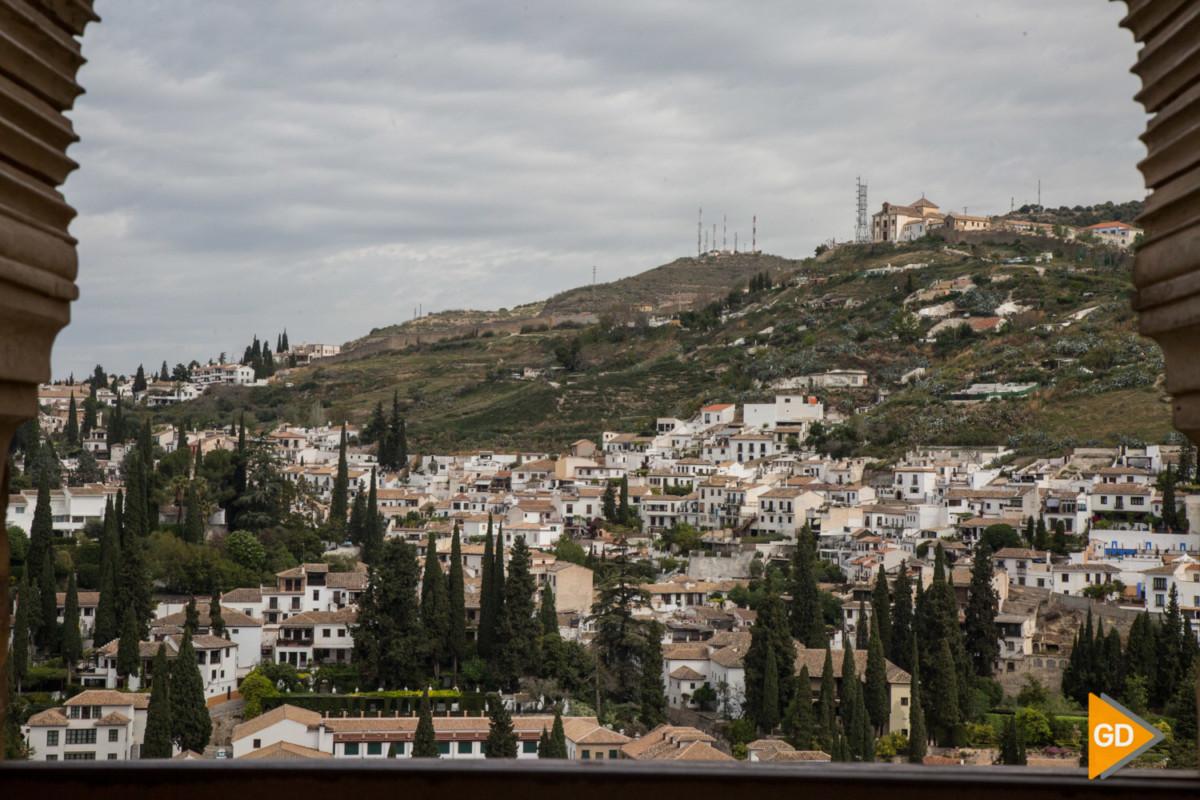 FOTOS DE LA ALHAMBRA VACÍA (9)