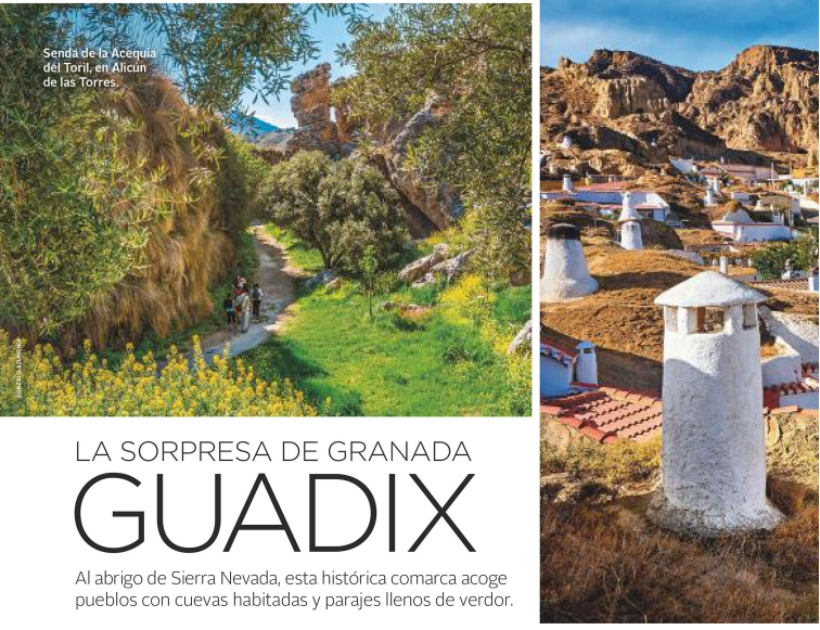 Guadix National Geographic
