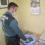 Sorprendido un joven en un control en Las Gabias con casi un kilo de marihuana
