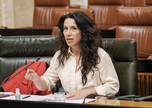 La consejera de Igualdad, Rocío Ruiz. - PARLAMENTO DE ANDALUCÍA