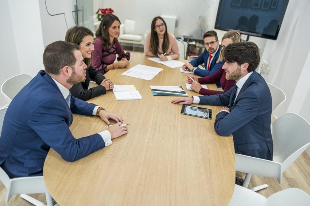 Reunión de trabajo de LegaleGo