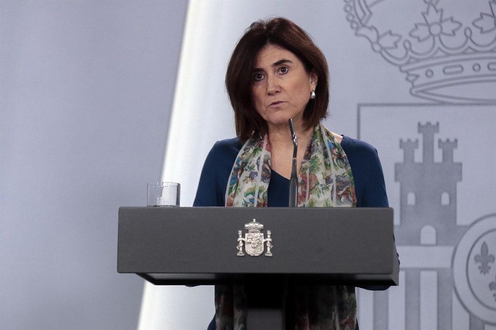 María José Sierra, jefa de Área del Centro de Coordinación de Alertas y Emergencias Sanitarias del Ministerio de Sanidad