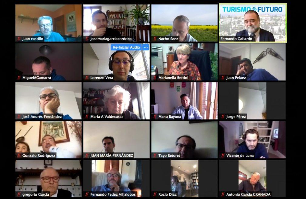 videoconferencia federacion hosteleria