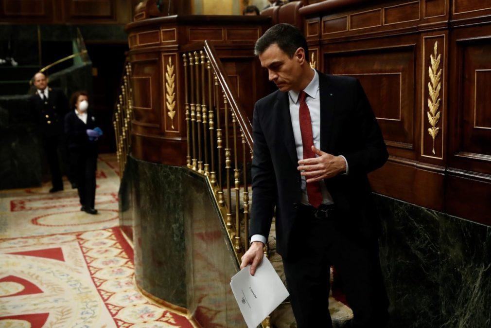 Pedro Sanchez congreso