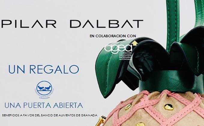 UN REGALO UNA PUERTA ABIERTA Campaña solidaria Pilar Dalbat