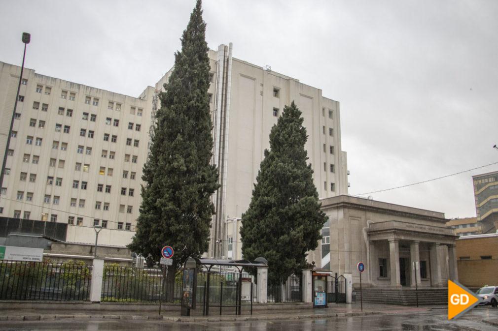 VIRGEN DE LAS NIEVES COVID19 HOSPITAL SANITARIOS URGENCIAS HOMENAJE CORONAVIRUS - Dani B