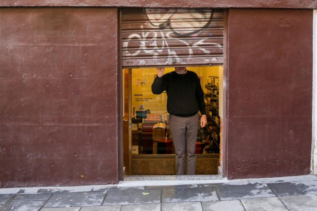 autonomo cierre negocio - Foto Ricardo Rubio - Europa Press