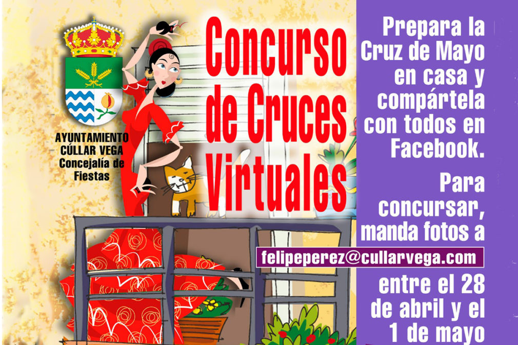 cartel cruces virtuales cullar vega