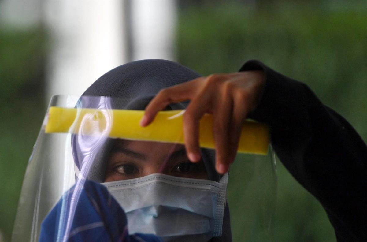 coronavirus China – Foto Mohd Faizol Aziz -BERNAMA-dpa