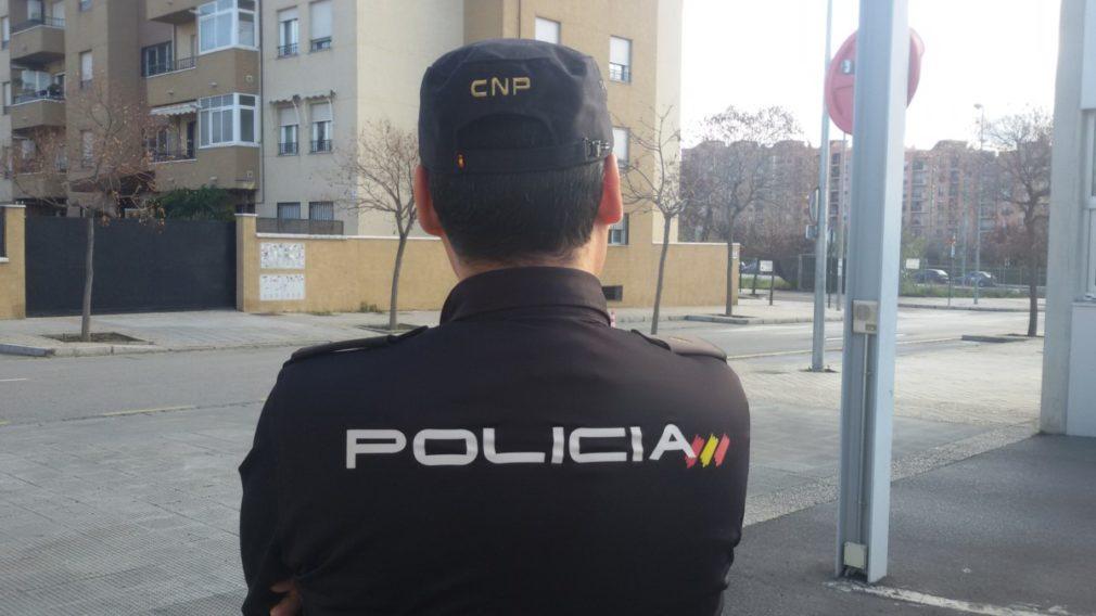 Agente Policía Nacional