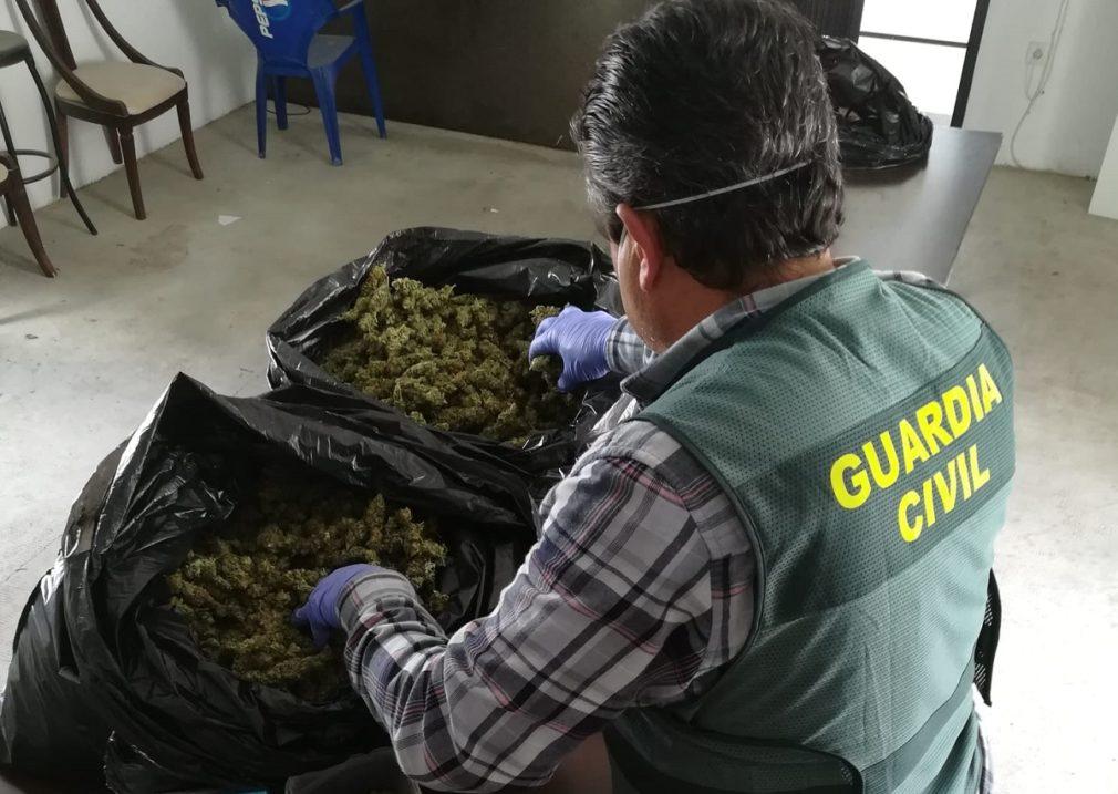 marihuana granada