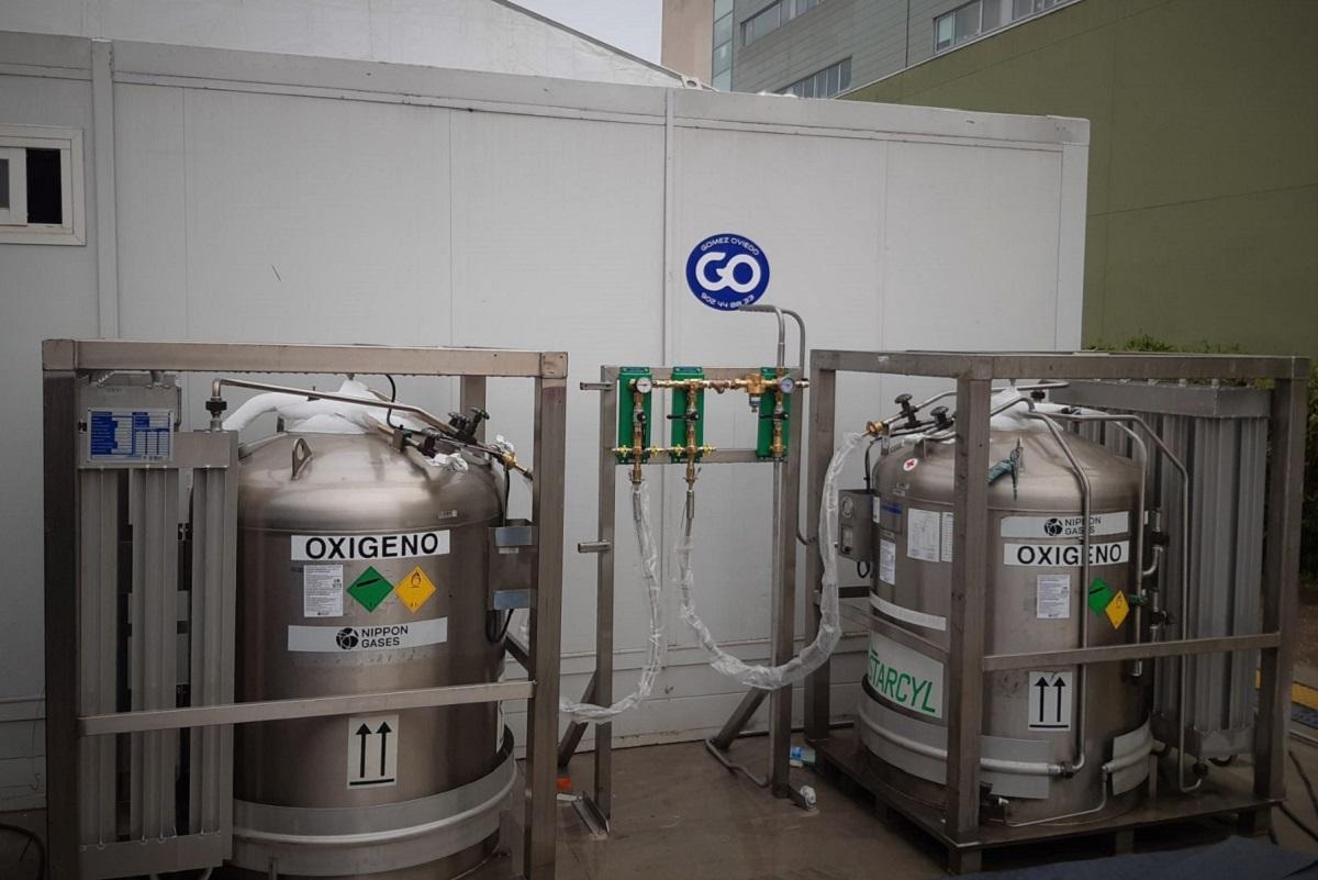 oxigeno nippon gases